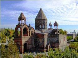 Церковь Св.Ованнес-Мкртыч, Ереван