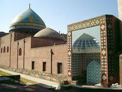 Голубая мечеть, Ереван