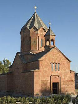 Церковь Сург Геворг, Ереван