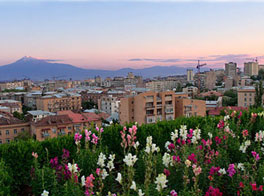 Гостиницы Еревана